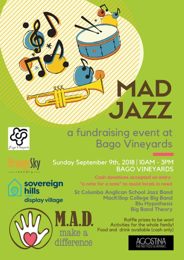 MAD BAGO JAZZ POSTER V2
